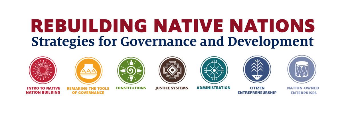 Rebuilding Native Nations Online Courses